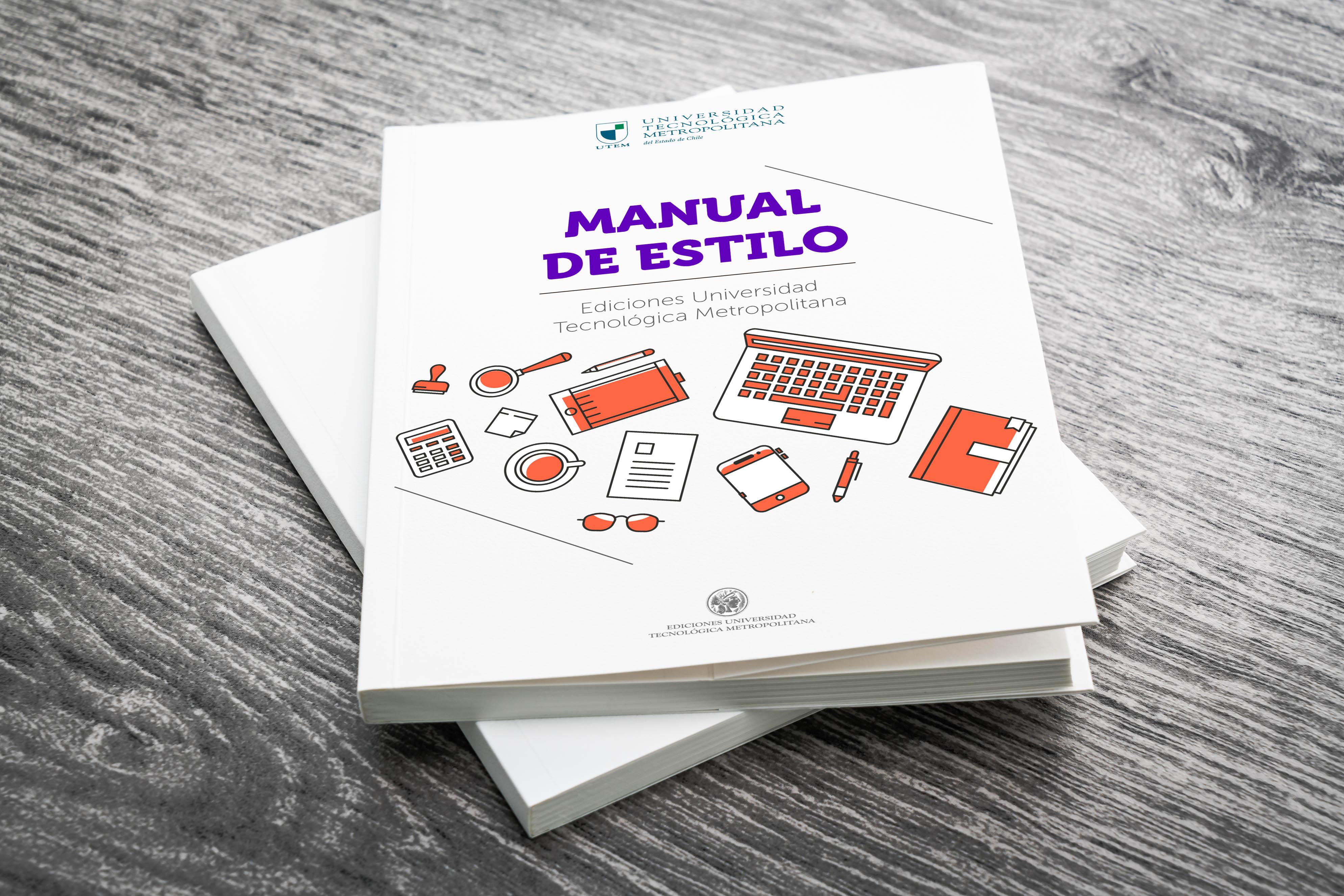 Ediciones UTEM libera para descarga Manual de Estilo para